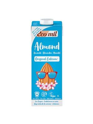 Mandeldrik m. calcium Ecomil Ø sødet med agave
