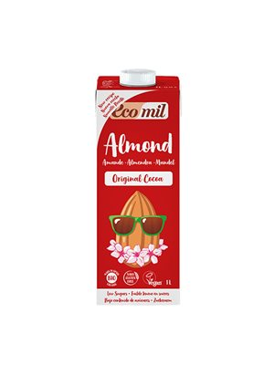 Mandeldrik m. kakao Ecomil Ø