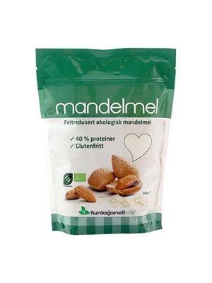 Mandelmel fedtreduceret Ø