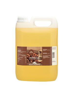 Mandelolie fed sød, 5 liter  i dunk