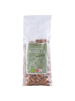 Mandler Californiske Ø Spis Økologisk