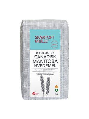Manitoba hvedemel fuldkorn Ø