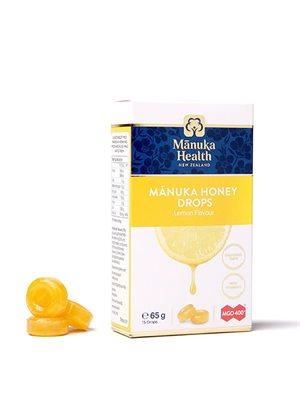 Manuka honning drops Lemon
