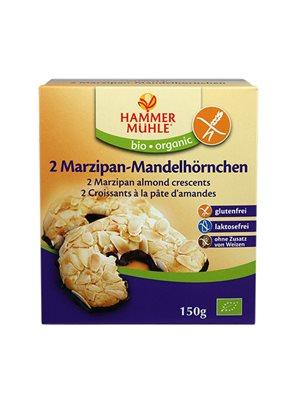 Marcipan/mandel halvmåner Ø  glutenfri