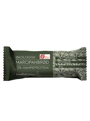 Marcipanbrød m. hampeprotein Ø