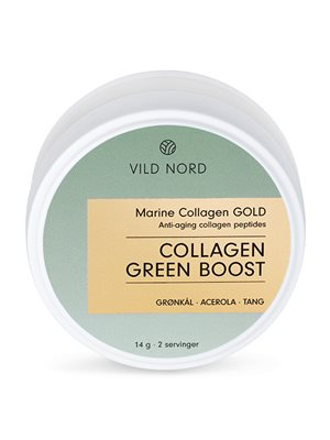 Marine Collagen GREEN BOOST