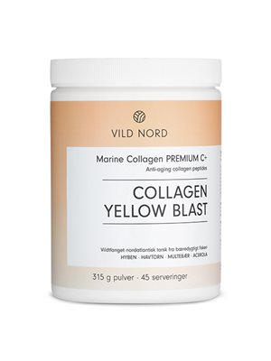 Marine Collagen YELLOW BLAST