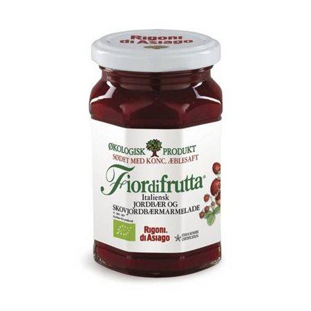 Marmelade jordbær, skovjordbær Ø italiensk