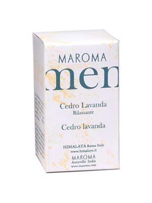 Maroma Men's parfume  Lavendel, Cedertræ