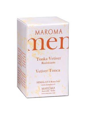 Maroma Men's parfume Tonka  Vertiver