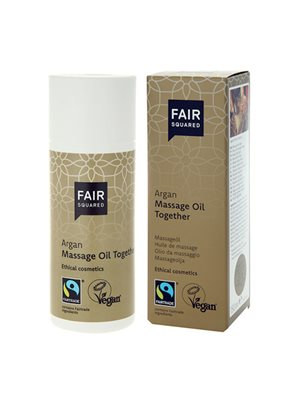 Massageolie Argan