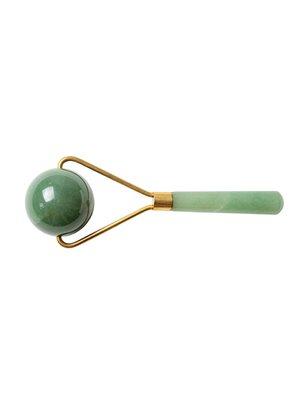 Massagerulle Grøn Jade