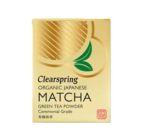 Matcha grøn te pulver Ø (ceremonial grade)