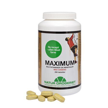 Maximum EXTRA