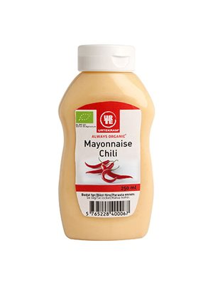 Mayonnaise chili Ø