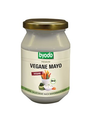 Mayonnaise vegan Ø