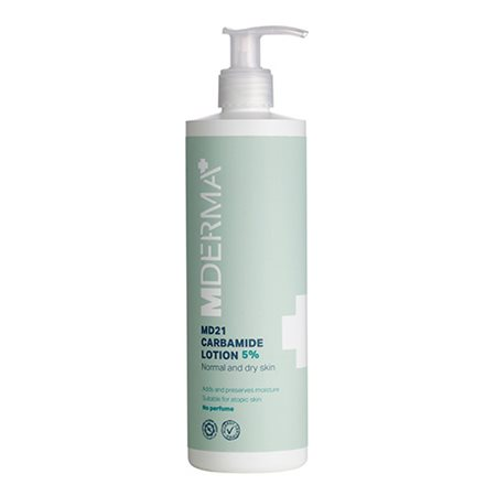 MD21 Carbamide Lotion 5%