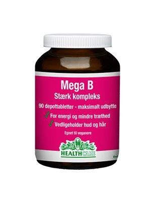 Mega B stærk kompleks HealthCare