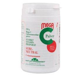 Mega C calciumascorbat C-vit