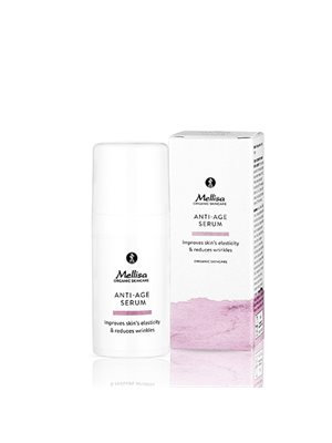 Mellisa Serum Anti-rynke m. grape, edelweiss, alge