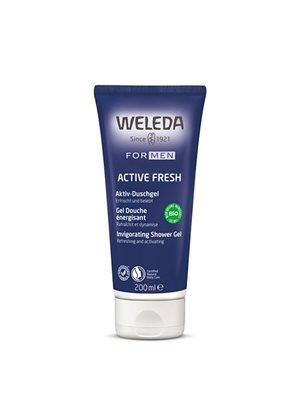 Men´s shower gel Weleda