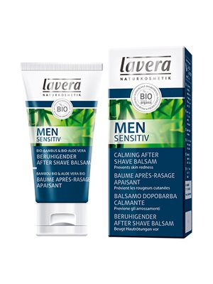 Men Sensitiv after shave  balsam Lavera