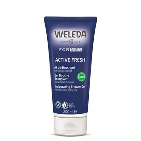 Mens shower gel Weleda