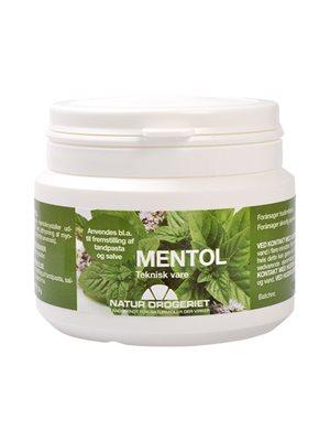 Mentol crystal Råvare til kosmetik
