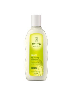 Millet nourishing shampoo  Weleda
