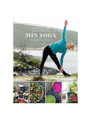 Min Yoga - næring til krop og  sjæl bog Forfatter: Thorbjörg Hafsteinsdottir