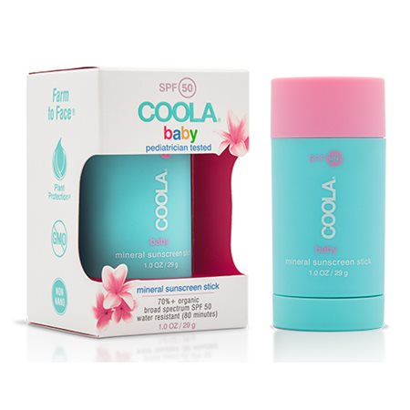 Mineral Baby stick SPF50  - Coola