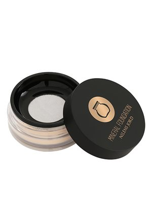 Mineral Foundation Pecan 517 Loose