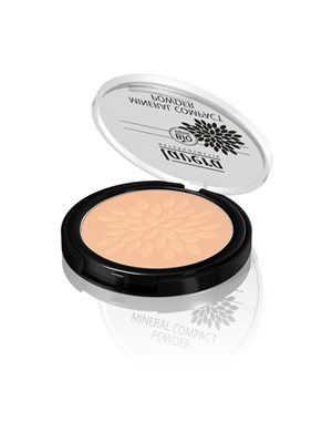 Mineral powder 03 Honey Compact Lavera Trend