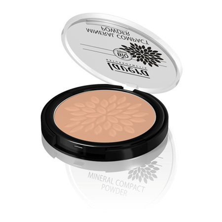 Mineral powder 05 Almond   Compact Lavera Trend