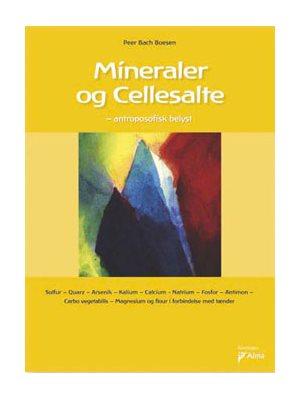 Mineraler og cellesalte bog Forfatter: Per Bach Boesen