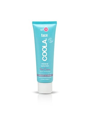 MineralFace SPF 20 lotion Tinted rose Coola