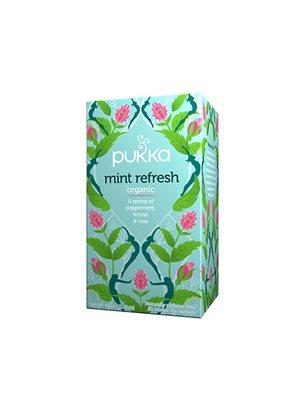 Mint Refresh te Pitta Ø Pukka