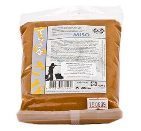 Miso Shiro ris-soja