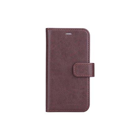 Mobilcover iPhone 12 MINI brun læder