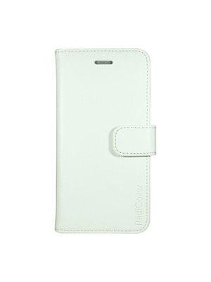 "Mobilcover iPhone 6/6S/ hvid ""Fasion"", PU læder, flipside"