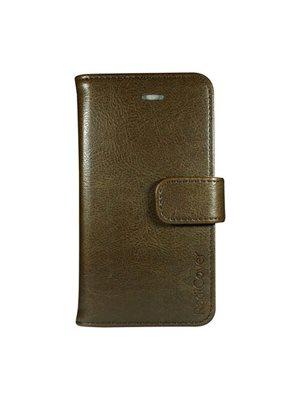 Mobilcover iPhone 7/8 brun PU læder