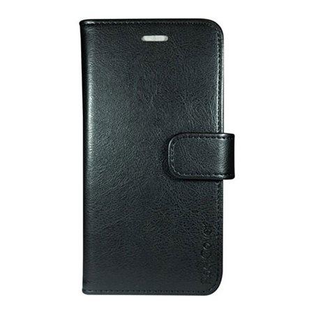 Mobilcover Iphone 7/8 sort PU læder