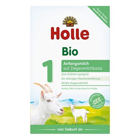 Modermælkserstatning Gedemælk Basis 1 Ø - Fra første flaske