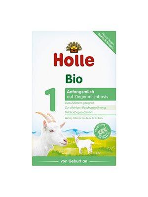 Modermælkserstatning Ø Gedemælk Basis 1 - Fra første flaske