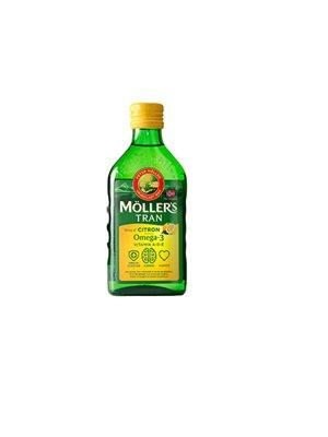 Møllers Tran med citrus  omega 3