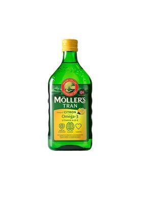 Møllers Tran med citrus