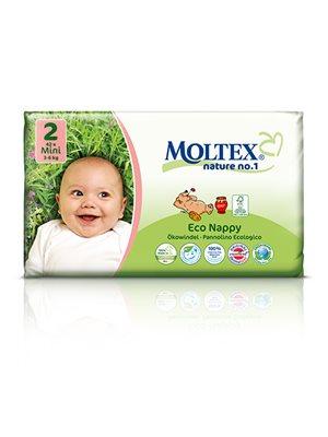 Moltex bleer mini 3-6 kg nr. 2