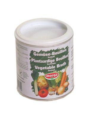 Morga grøntsagsbouillon  instant (pulver)