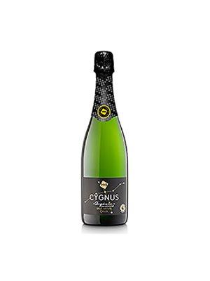 Mousserende vin Cygnus CAVA Ø Nature 11,5% alc.vol