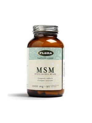 MSM lignisul tm 1000mg til  vet. brug